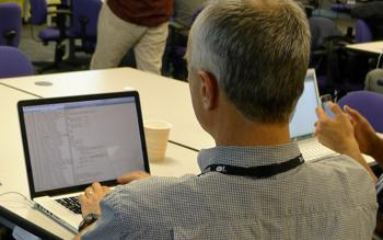 Software development (Foto by: Shemp65)
